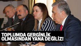 MHP'li Erhan Usta, AB Heyetiyle Görüştü