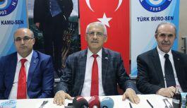 Adıyaman'da Türk Büro-Sen istişare toplantısı