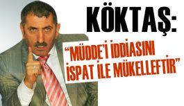 Ak Parti Samsun Milletvekili Fuat Köktaş'tan Önemli Duyuru