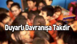 Atakum Belediyesi yöneticilerinin Duyarlı Davranışına Takdir...