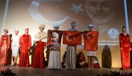 """Bafra'da """"İstiklal Marşı"""" Etkinliği"""