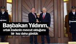 Başbakan Yıldırım, Ürdün Başbakanı El-Mulki ile görüştü