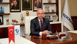 Başkan Togar'ın 8 Mart kutlama mesajı