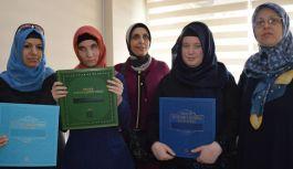 Braille alfabesiyle yazılan Kur'an-ı Kerim dağıtıldı