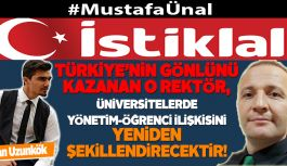 Can Uzunkök: Türkiye'nin Gönlünü Kazanan Rektör Mustafa Ünal'ın Davranışı Yeni Bir Başlangıçtır
