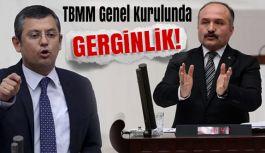 CHP'li Özel ile MHP'li Erhan Usta arasında tartışma