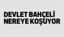 DEVLET BAHÇELİ NEREYE KOŞUYOR-2