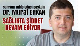 Dr. Murat Erkan, Sağlıkta Şiddet Devam Ediyor