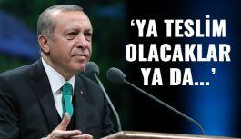 Erdoğan; Bunları Ülkemizden Söküp Atacağız