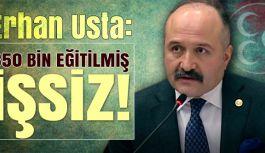 Erhan Usta: TIP Eğitim Kalitesinden Taviz Verilmemeli