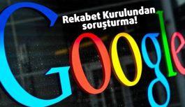 Google'a soruşturma!