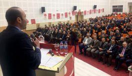 Havza'da MHP Bilgilendirme Toplantısı Yapıldı