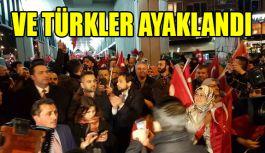 Hollanda'da Türkler Ayaklandı