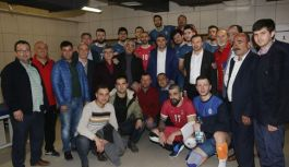 Jeopark Kula Belediyespor Play-Off'ta İlk Maçını Kazandı