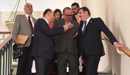 Köktaş, Kolombiya heyetini ağırladı