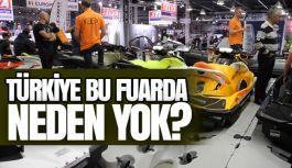 Kuzey Avrupa'nın en büyük yat fuarında Türkiye Neden yok?