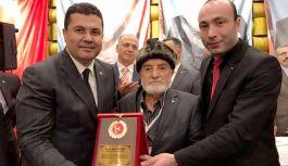 MHP Atakum'da, Hatinoğlu güven tazeledi