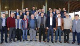MHP Kula İlçe Teşkilatı Tanışma Kahvaltısı düzenledi