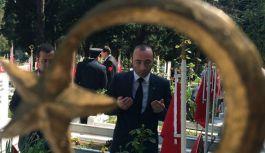 """MHP'li Taner Tekin; """"Bu Hilal ile Haçın Savaşıydı"""""""