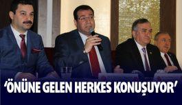 MHP'li Tanrıkulu: Etrafta horoz çok