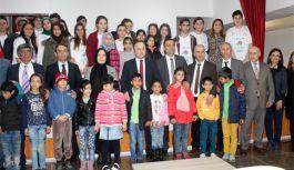 Milli Eğitim Müdürü Esen'i Duygulandıran Proje