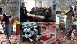 """Romanlara """"Tertemiz Mutluluklar"""" projesi Kapsamında İŞKUR'dan Destek"""