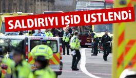 Saldırısını IŞİD Üstlendi