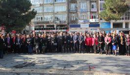 Samsun İl Kadın Hakları Koordinasyon Kurulundan 8 Mart Coşkusu