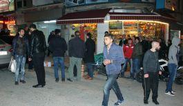 Samsun'daki Kavgada: 2'si polis 3 yaralı