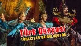 Türk dünyası, Nevruz'da Türkistan'da buluşuyor