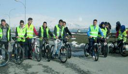 Yeşilay Haftası Bisiklet Etkinliği
