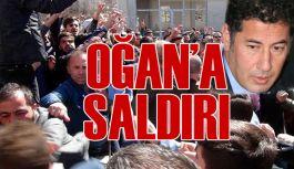 Yozgat'ta Sinan Oğan'a Saldırı Düzenlendi