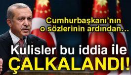 AK Parti kulisleri bu iddia konuşuluyor