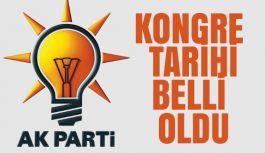 AK Parti'nin olağanüstü kongre tarihi belli oldu