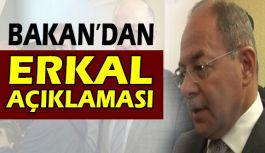 Bakan'dan İbrahim Erkal açıklaması