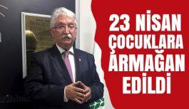 Balkan Türkleri Derneğinden Osman Kara'lı 23 Nisan söyleşisi
