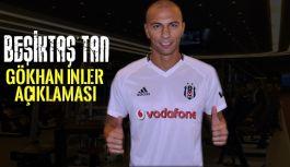 Beşiktaş'tan  İnler'in Trafnsfer açıklaması
