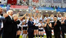 Bursa Belediyespor Avrupa şampiyonu