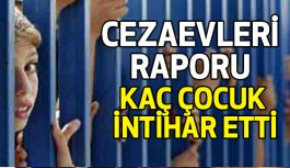 Cezaevleri Raporu Ürkütüyor