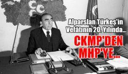 CKMP'DEN MHP'YE...