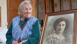 Dünyanın en yaşlı insanı  Emma Morano hayatını kaybetti