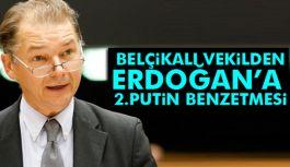 """Erdoğan'a """"2. Putin' yakıştırması"""