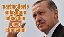 Erdoğan;  Kılıçdaroğlu'na Sert Çıktı: Dürüst değildir bu adam