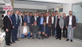Erhan Usta'dan Muhtarlara Ziyaret