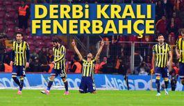 Fenerbahçe, Rakiplerine Boyun Eğmedi
