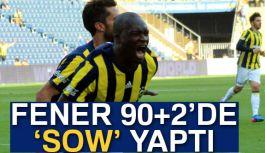 Fenerbahçe Rizespor 2-1 maç özeti