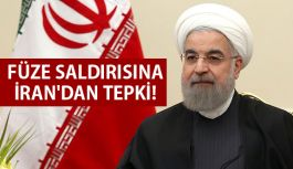 Füze Saldırısına İran'dan Tepki!