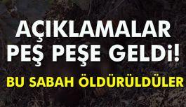 Gabar Dağı'nda 8 PKK Öldürüldü