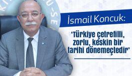 İsmail Koncuk, 23 Nisan Bayramı Mesajı Verdi