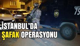 İstanbul'da Özel Harekat Destekli Operasyon!